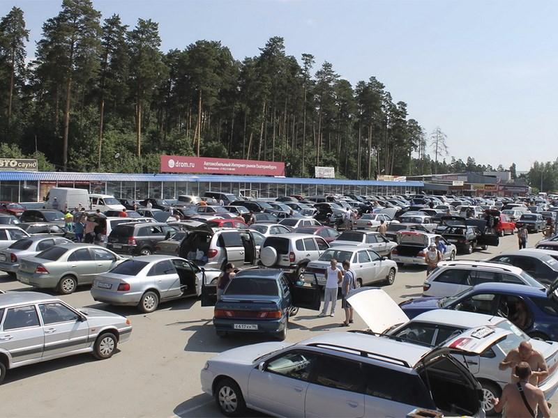 Цены на автомобили с пробегом в России постепенно снижаются