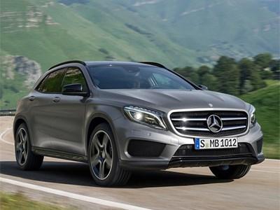 В Индии теперь собирают компактные кроссоверы Mercedes-Benz GLA