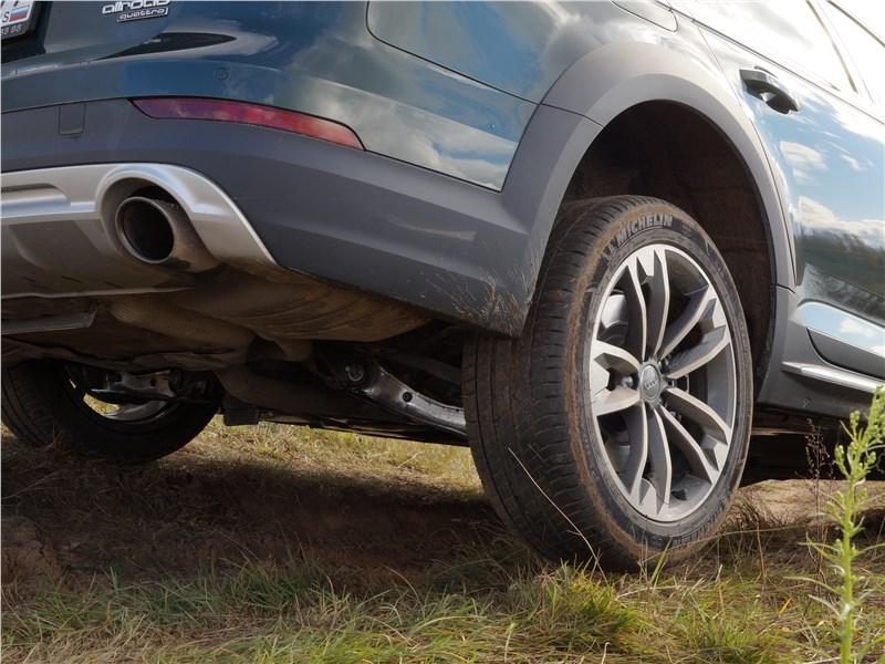 Audi A4 allroad quattro 2016 колесо