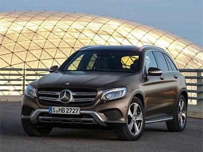 Mercedes-Benz GLC получил рублевый прайс-лист