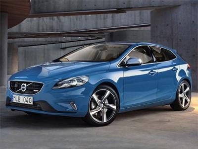 Новый хэтчбек Volvo V40 получит гибридную модификацию