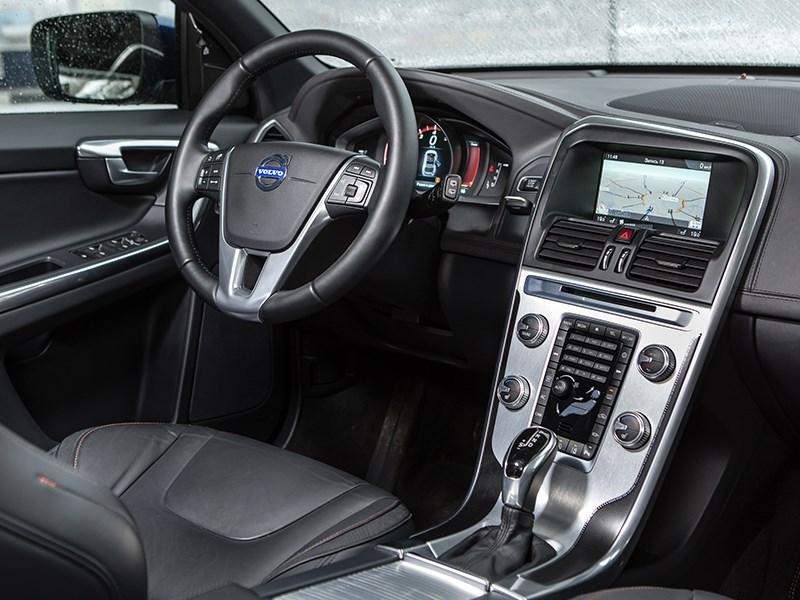 Volvo XC60 2014 салон