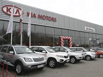 KIA становится самой популярной зарубежной автомаркой в России