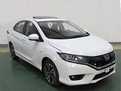 Honda представила в Китае еще один бюджетный седан