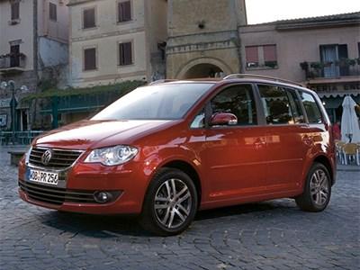 Volkswagen Touran и Scirocco покинули российский рынок