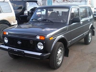 «АвтоВАЗ» прекратит выпуск пятидверной версии Lada 4x4