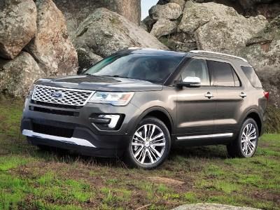 Обновленный Ford Explorer вышел на российский авторынок