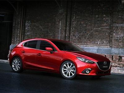 Седаны и хэтчбеки Mazda 3 теперь доступны и с дизельным турбодвигателем