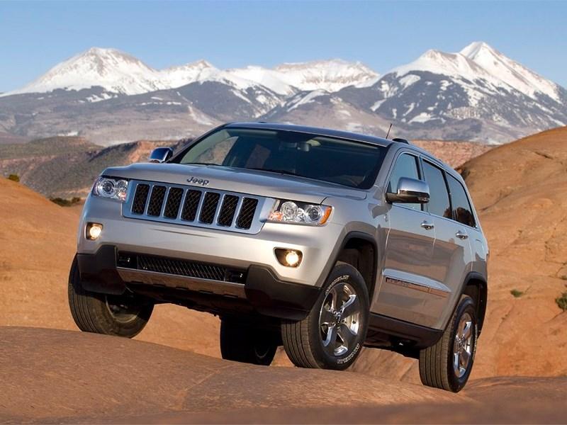 Jeep отзывает более 6,6 тысяч автомобилей в России