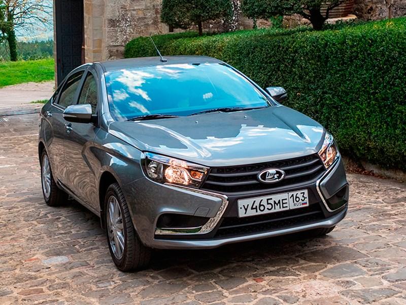 Глава АвтоВАЗа прокомментировал прайс на Lada Vesta