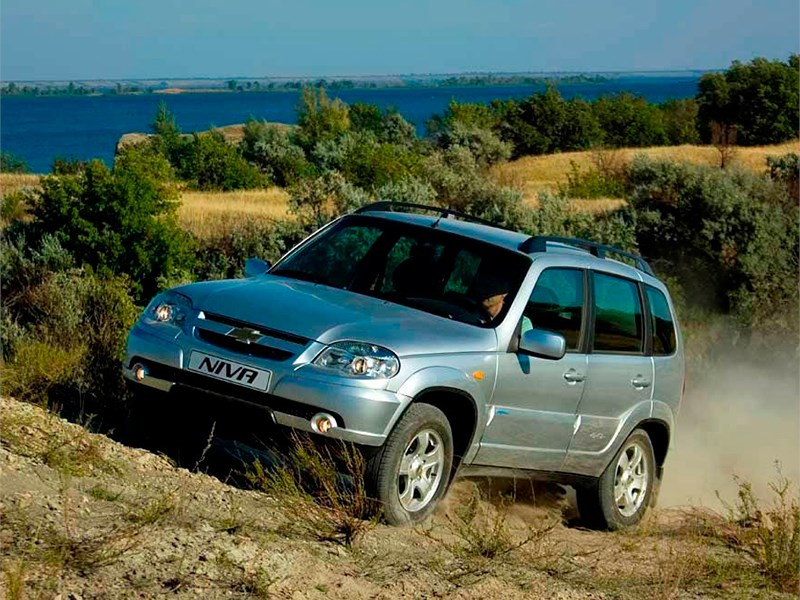 Объем производства внедорожников Chevrolet NIVA сократился на 24%