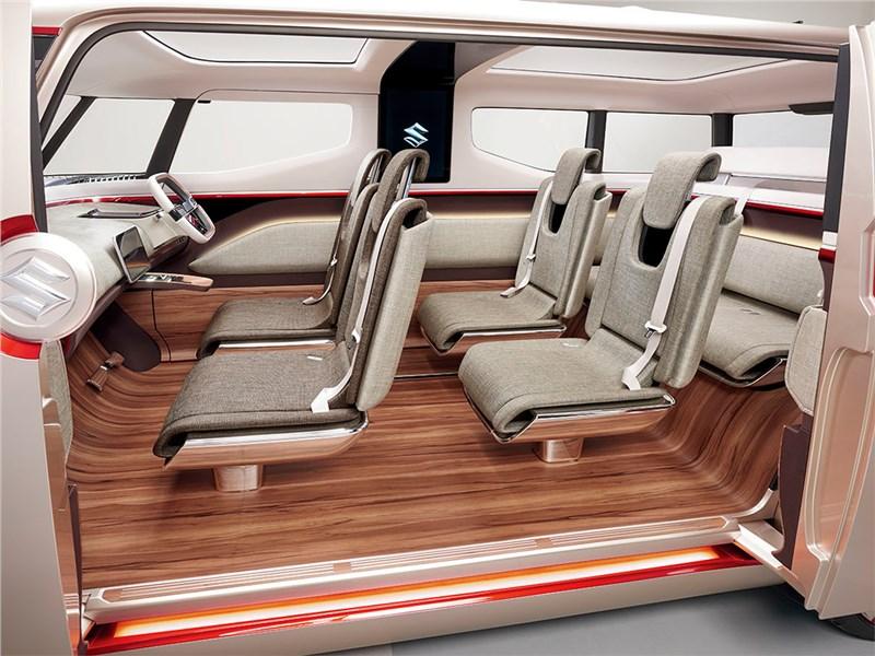 Suzuki Air Triser concept 2015 салон