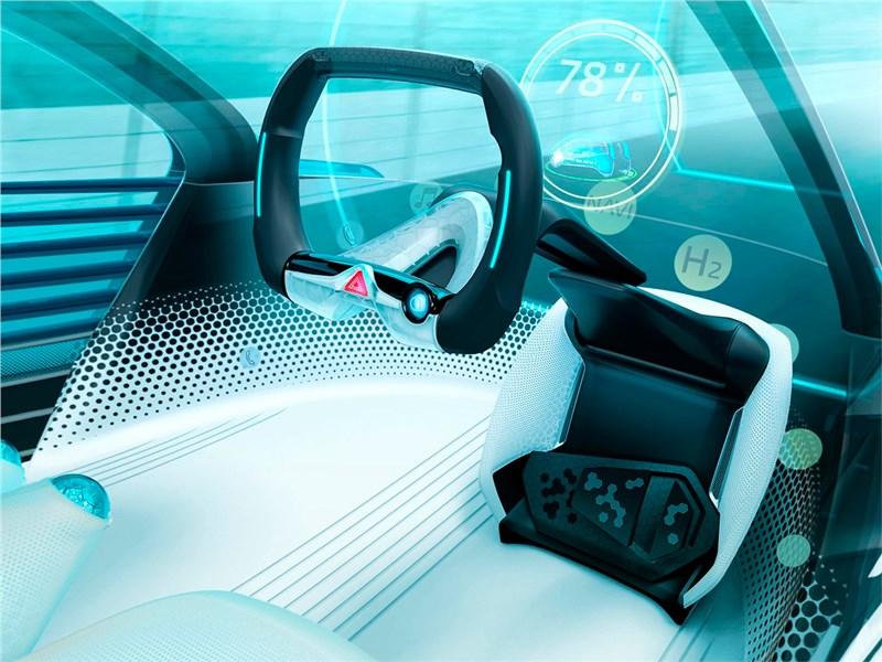 Toyota FCV Plus concept 2015 салон