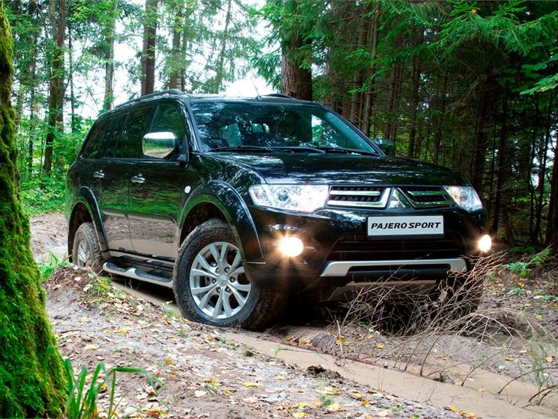 Mitsubishi остановила производство Pajero Sport в России