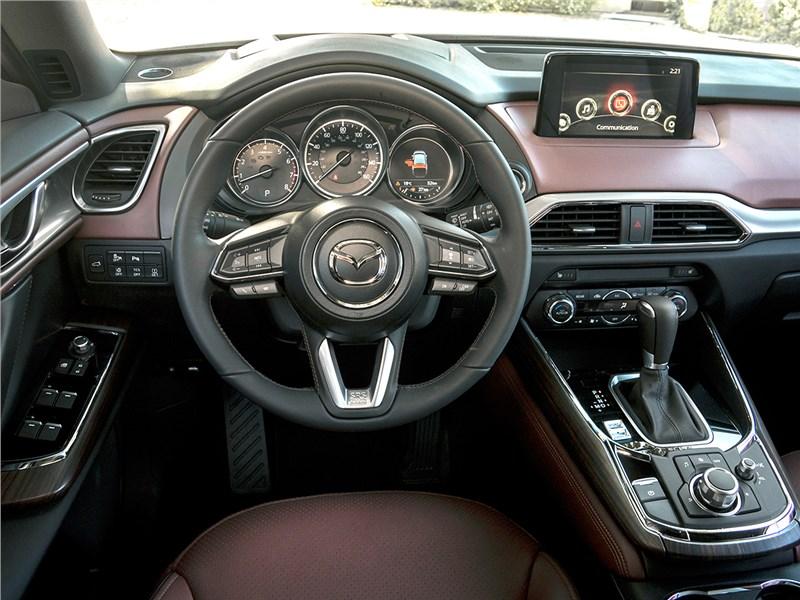 Mazda CX-9 2016 водительское место