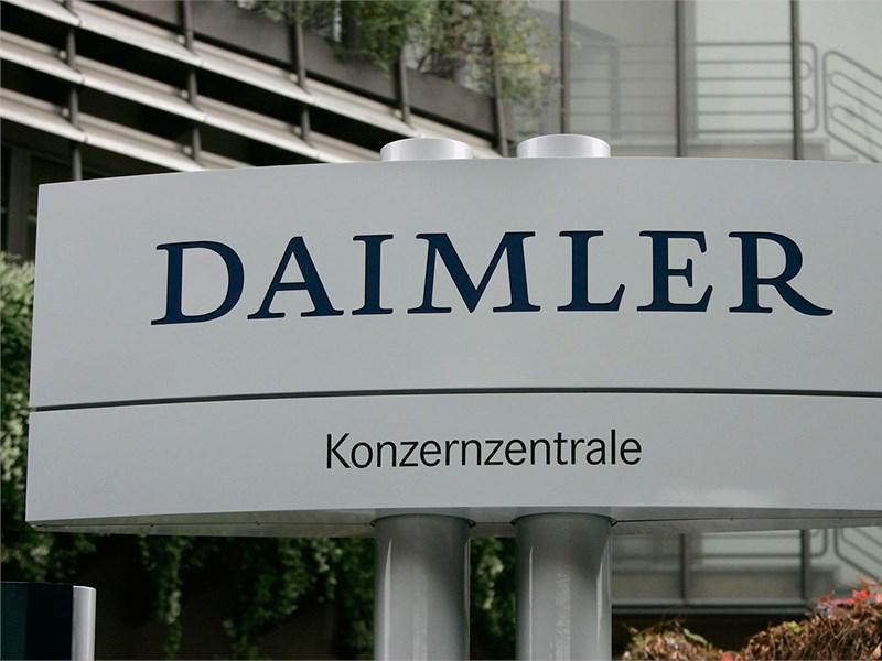 Daimler отзывает более 840 тысяч автомобилей в США
