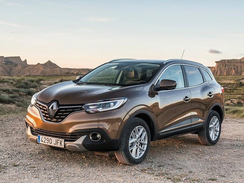 Renault Trafic, Kadjar и Captur не появятся на российском рынке