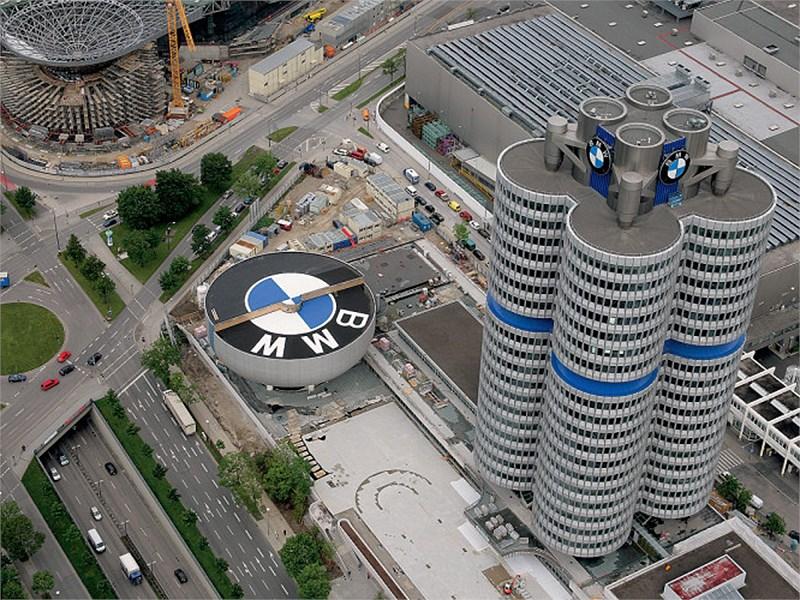 BMW опубликовала финансовый отчет за 2015 год