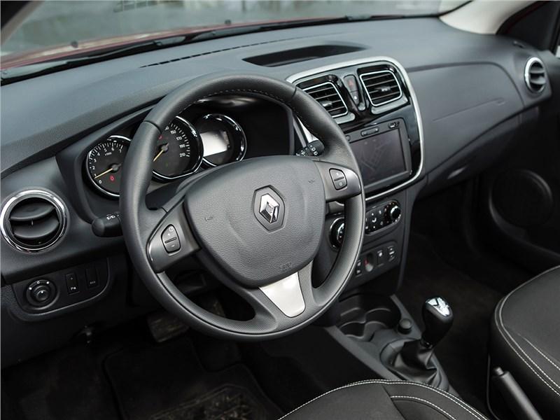 Renault Sandero 2013 салон