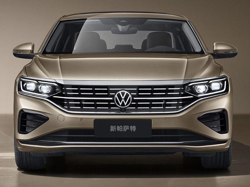 Volkswagen Passat обновился