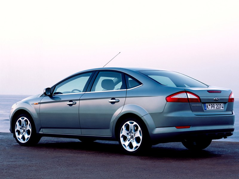 Ford Mondeo 2007 седан фото 4
