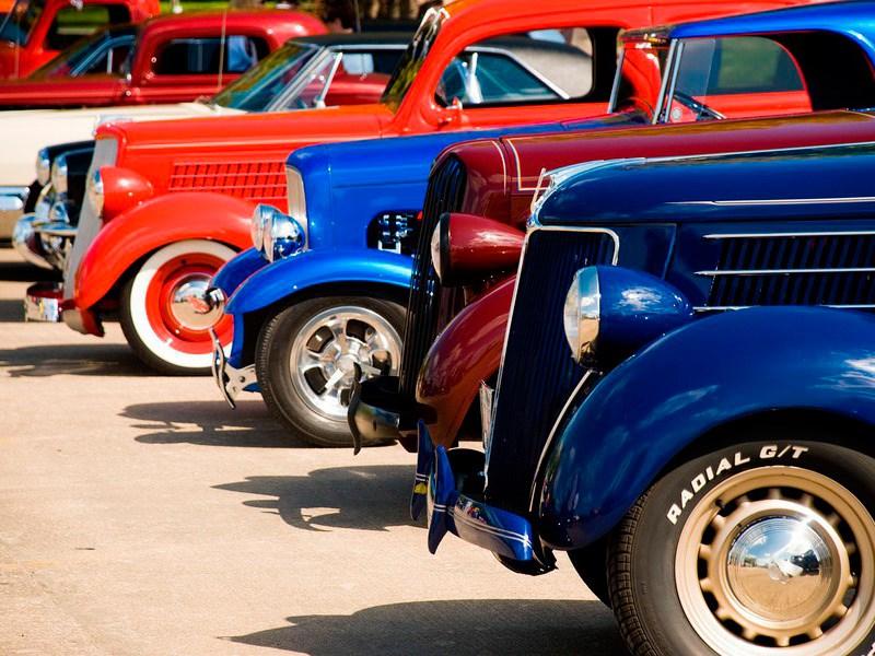 Российский парк легковых автомобилей увеличился на 51% за десять лет