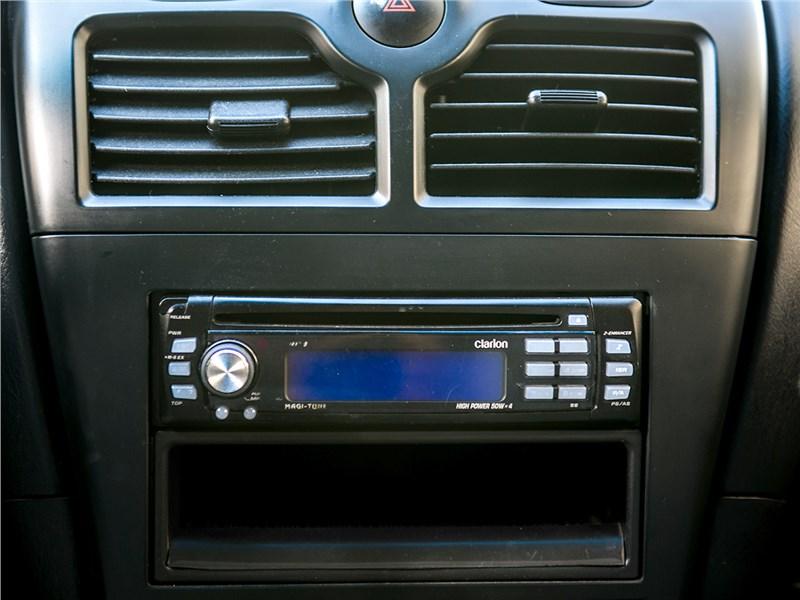 Nissan Almera Classic 2006 печка