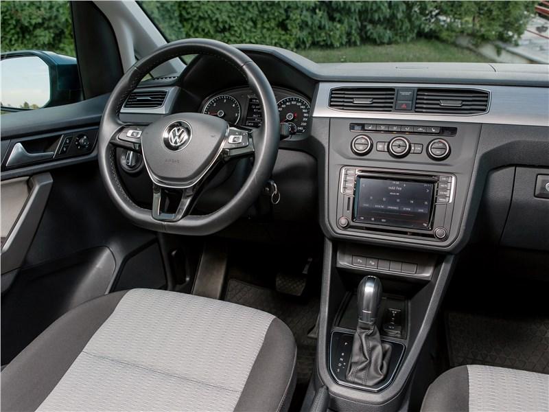 Volkswagen Caddy Maxi 2016 салон