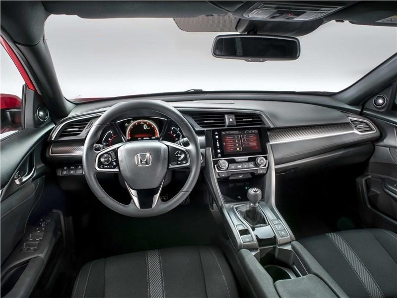 Honda Civic 2017 салон