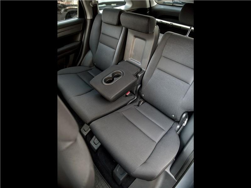 Honda CR-V 2008 задний диван