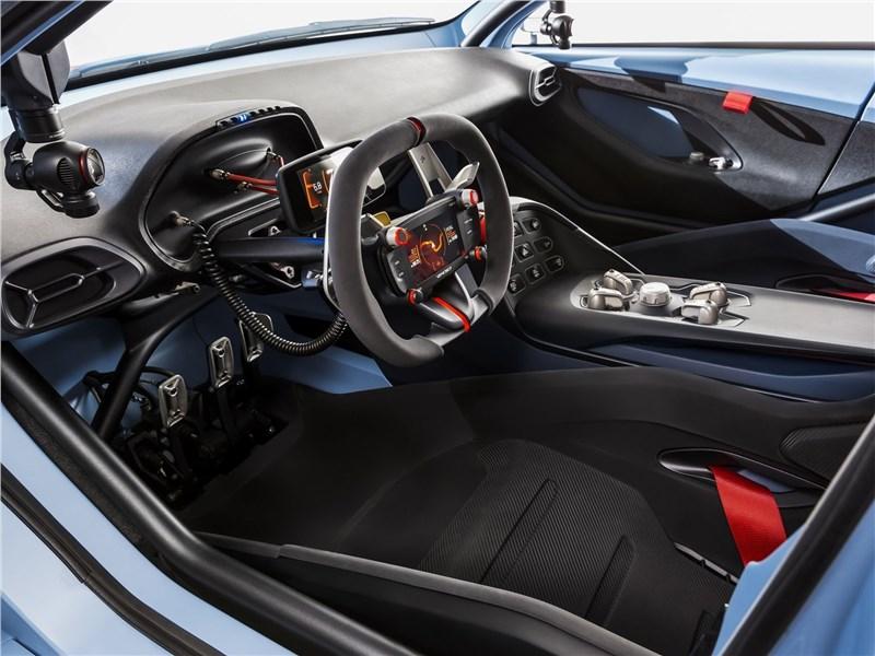Hyundai RN30 Concept 2016 салон