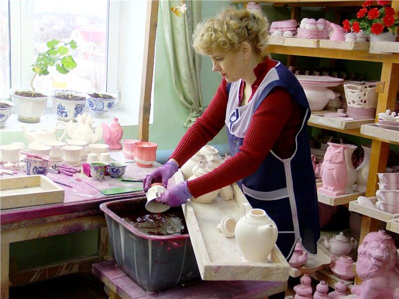 Розовый фуксин необходим для контроля качества керамики