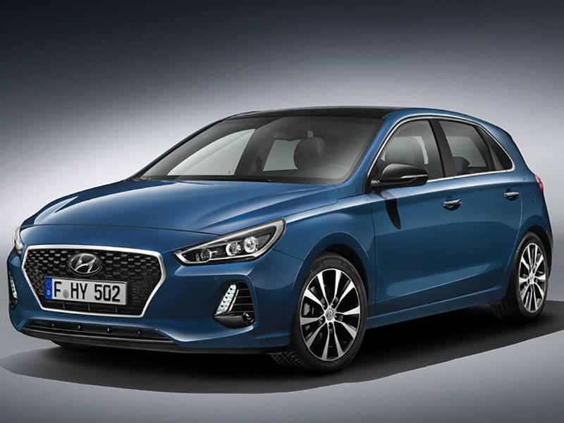 Hyundai назвала сроки появления нового i30 в России