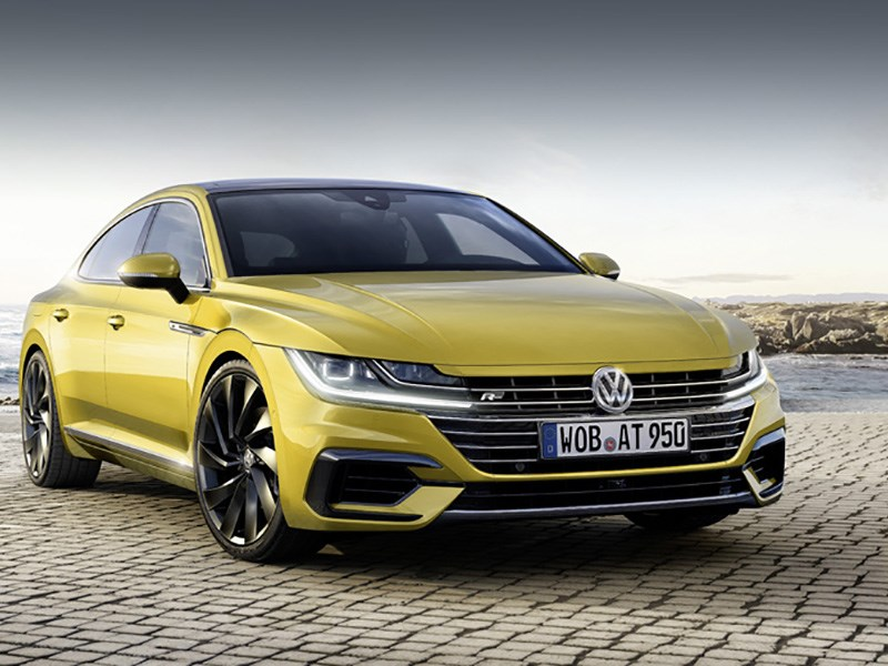 Новый флагман Volkswagen может получить кузов универсал