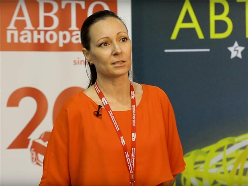 Интервью с Анастасией Ломаченко, начальником отдела маркетинга и рекламы ЛУКОЙЛ-Интер-Кард на ММАС-2018
