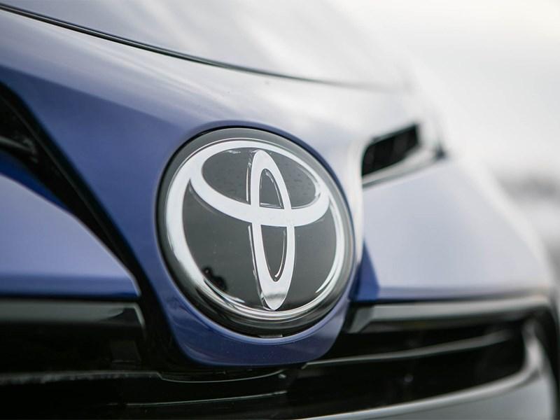Toyota объявляет войну угонщикам