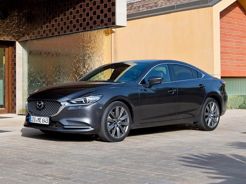 20 тысяч Mazda 6 отзывают