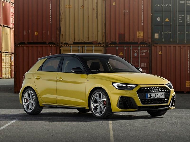 Audi A1 Sportback сменил конвейер