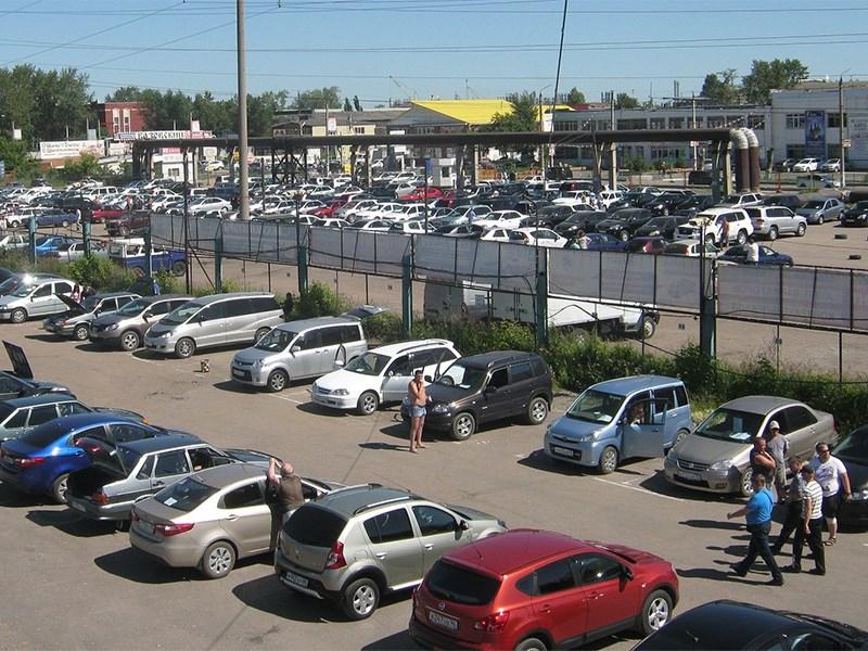 Лада Приора – самый массовый автомобиль вторичного рынка