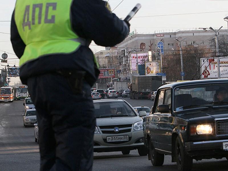 «Единороссы» в борьбе против злобных нарушителей ПДД