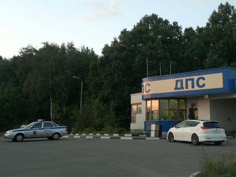 В Москве появятся пункты по ликвидации ДТП