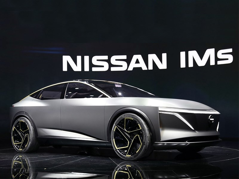 Nissan представил видение комфорта