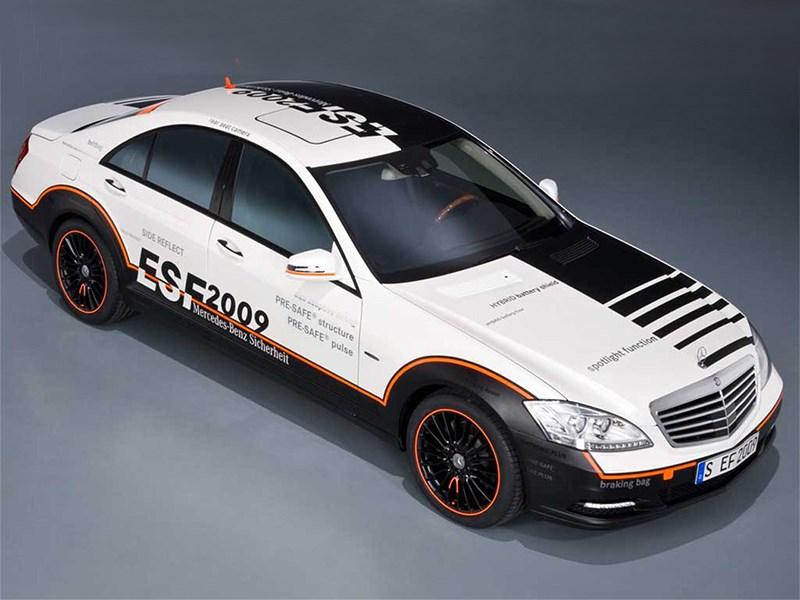 Mercedes готовит безопаснейший автомобиль