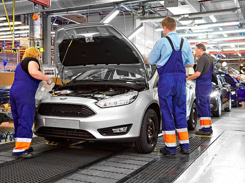 Ford может свернуть российское производство уже летом