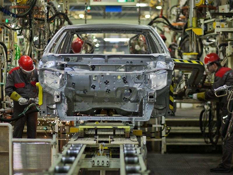 Toyota планирует многомиллиардные инвестиции в Россию Фото Авто Коломна
