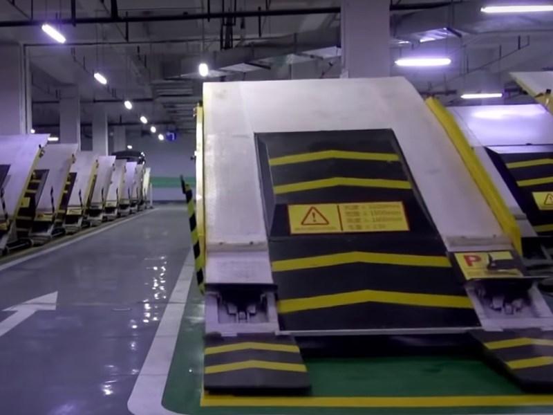 Китайская парковочная революция