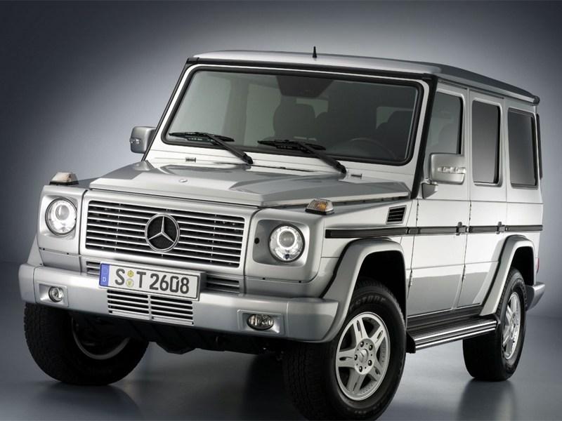 Mercedes готовит уменьшенную копию «Гелендвагена»