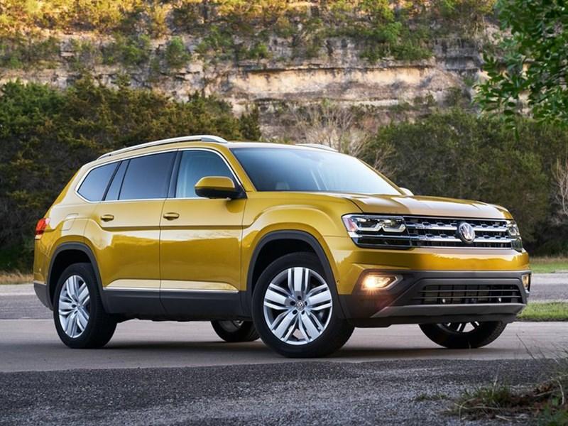 Volkswagen отзывает кроссоверы Teramont Фото Авто Коломна