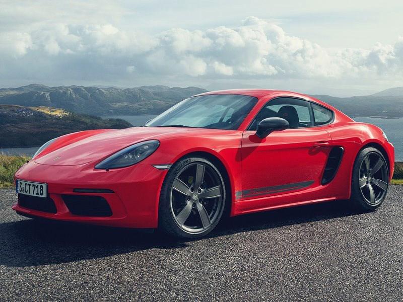 Porsche 718 Boxster и Cayman переведут на электрическую тягу
