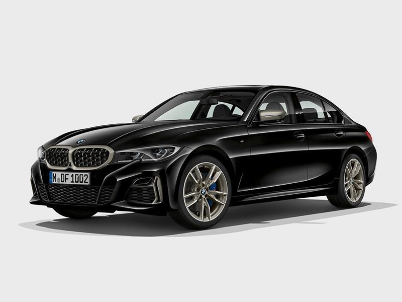 BMW раскрыла подробности о новой M3 Фото Авто Коломна